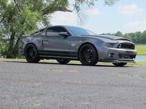 2013 Ford Shelby GT500 Super Snake  For Sale by Auction