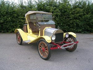 1912 Ford Model T Speedster Historic Vehicle