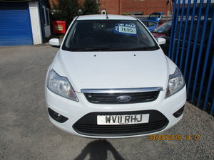 2011 CHEAP PETROL 5 DOOR  SOUND DRIVER THIS FORD FOCUS 1600cc For Sale