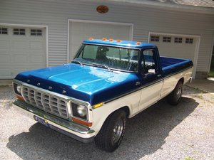 1978 Ford F-150 Pickup  For Sale by Auction