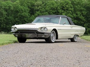 1964 Ford Thunderbird Convertible  For Sale by Auction
