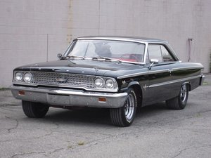 1963.5 Ford Galaxie 500 Fastback Q-Code  For Sale by Auction