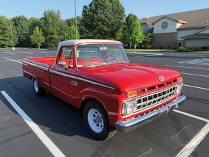 1965 Ford F-100 Pickup  For Sale by Auction