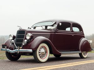 1935 Ford 48 Slantback  For Sale by Auction