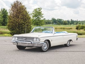 1963 Ford Galaxie 500 Convertible  For Sale by Auction