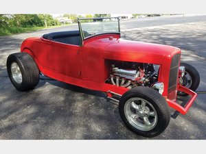 1929 Ford High Boy Roadster  For Sale by Auction