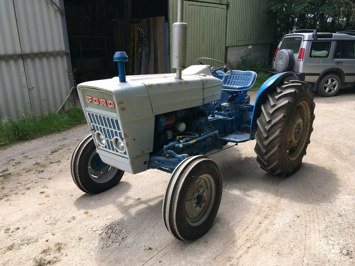1973 Ford 3000 Tractor For Sale (picture 1 of 6)