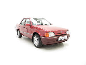 1990 A Special Edition Ford Orion Equipe with Just 29790 Miles SOLD