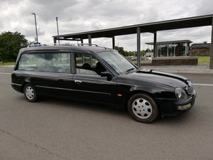 1995 Ford Cardinal Hearse   For Sale