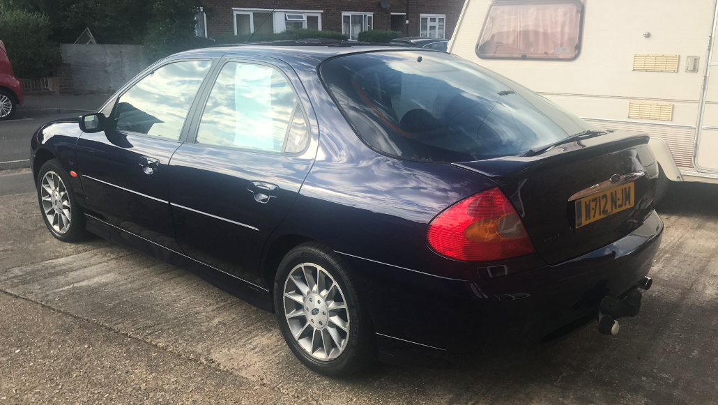 2000 Mondeo MKII Ghia X £1,000 SOLD (picture 4 of 6)