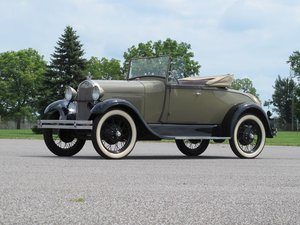 1929 Ford Model A Roadster  For Sale by Auction