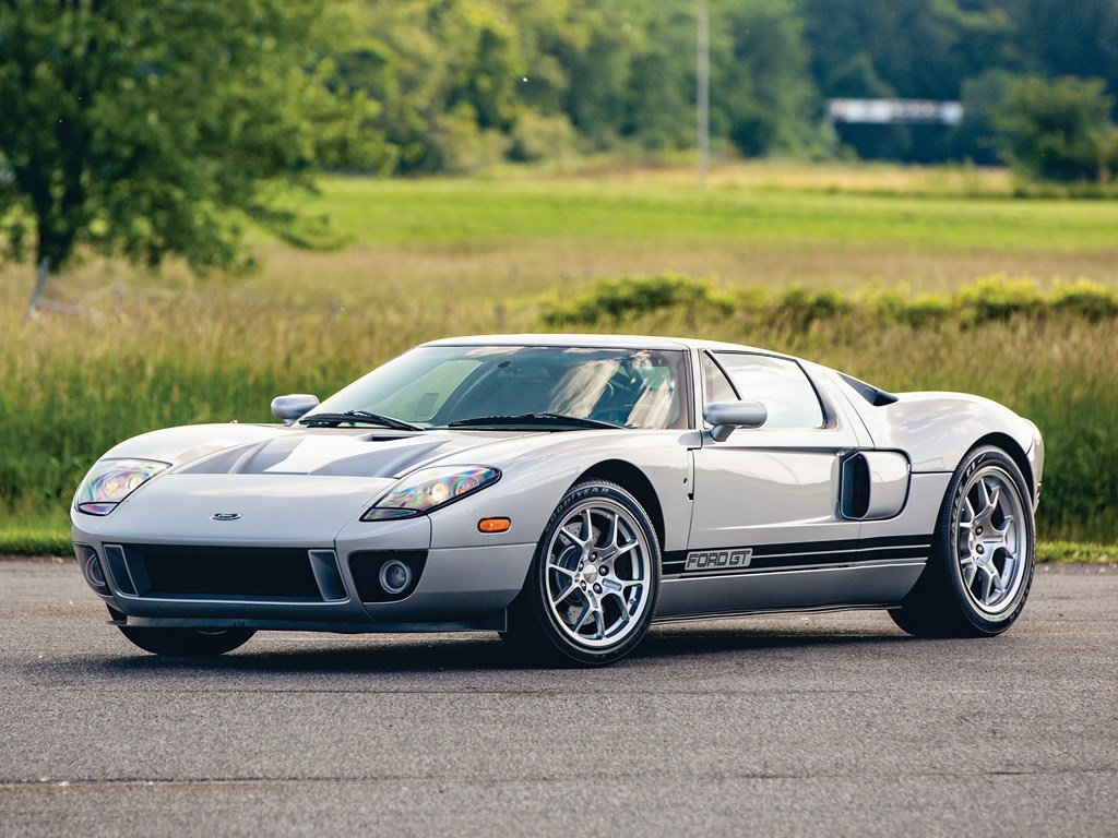 2005 Ford GT  For Sale by Auction (picture 1 of 6)