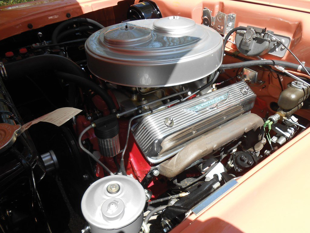 1957 Ford Fairlane Skyliner E-Code  For Sale by Auction (picture 3 of 6)