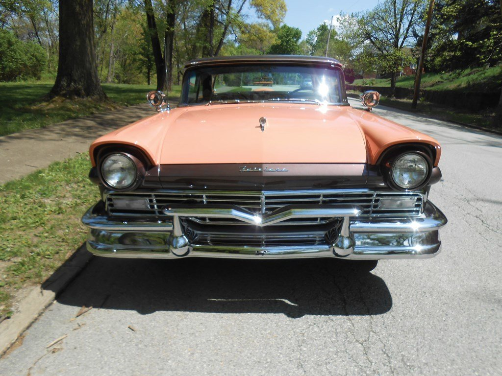 1957 Ford Fairlane Skyliner E-Code  For Sale by Auction (picture 6 of 6)
