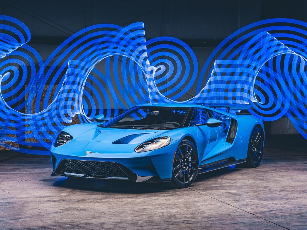 2017 Ford GT  For Sale by Auction (picture 1 of 6)
