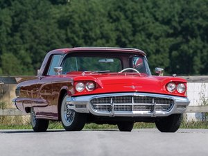 1960 Ford Thunderbird Coupe  For Sale by Auction