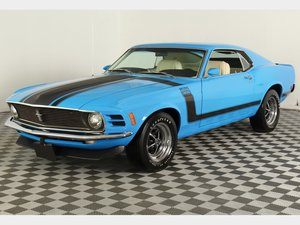 1970 Ford Mustang Boss 302  For Sale by Auction