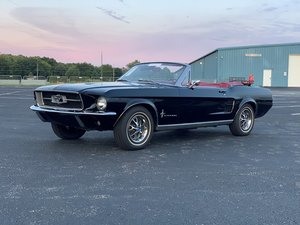 1967 Ford Mustang Convertible  For Sale by Auction