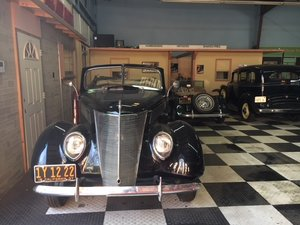 1937 Ford Series 78 Convertible Brilliant Make an Offer For Sale