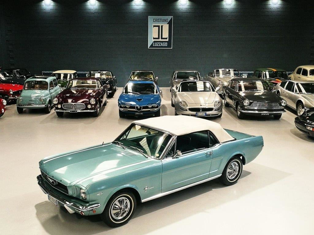 1966 FORD MUSTANG 289 For Sale (picture 1 of 6)