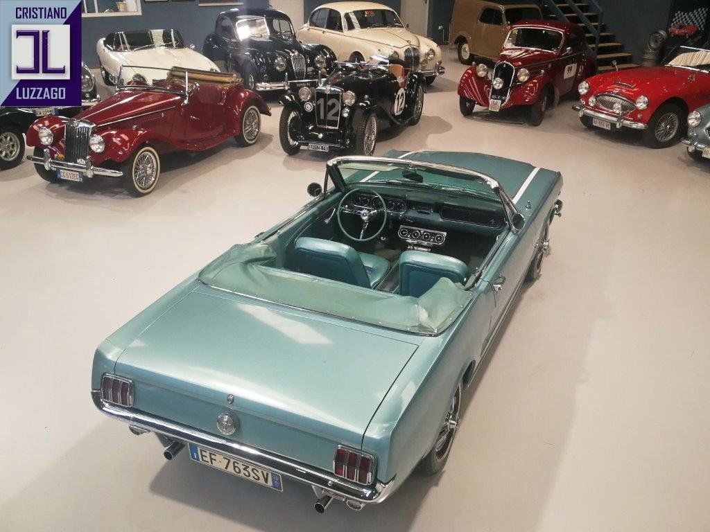 1966 FORD MUSTANG 289 For Sale (picture 2 of 6)