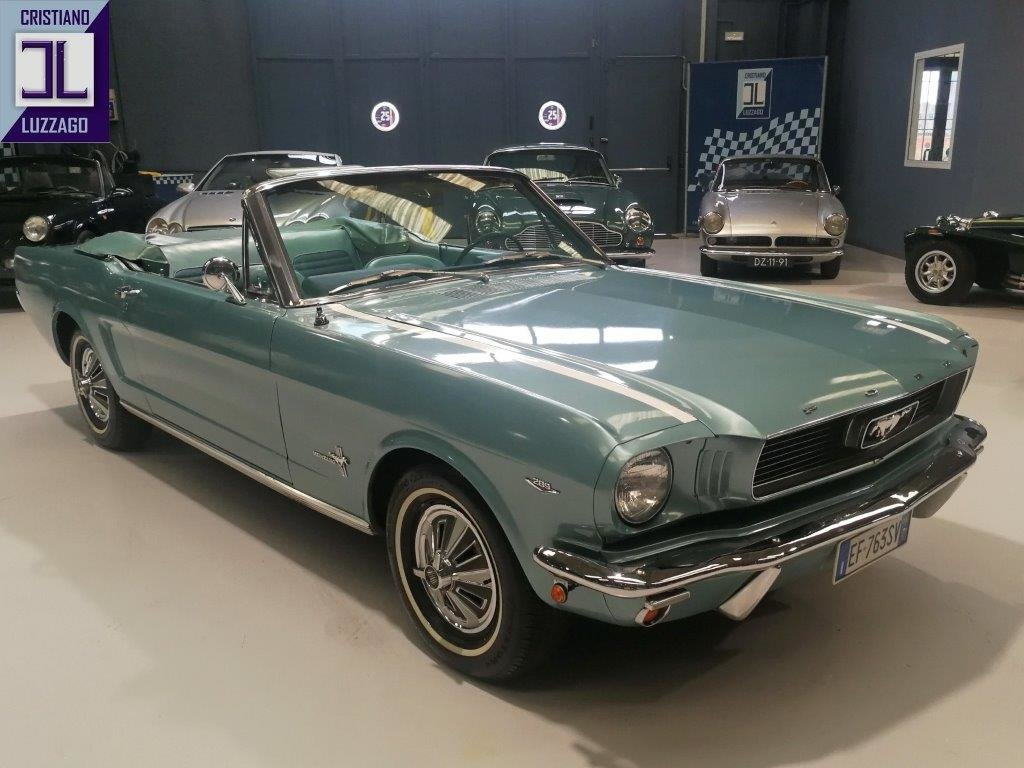 1966 FORD MUSTANG 289 For Sale (picture 3 of 6)