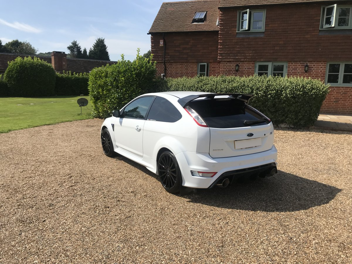 2010 Ford Focus RS For Sale (picture 1 of 6)