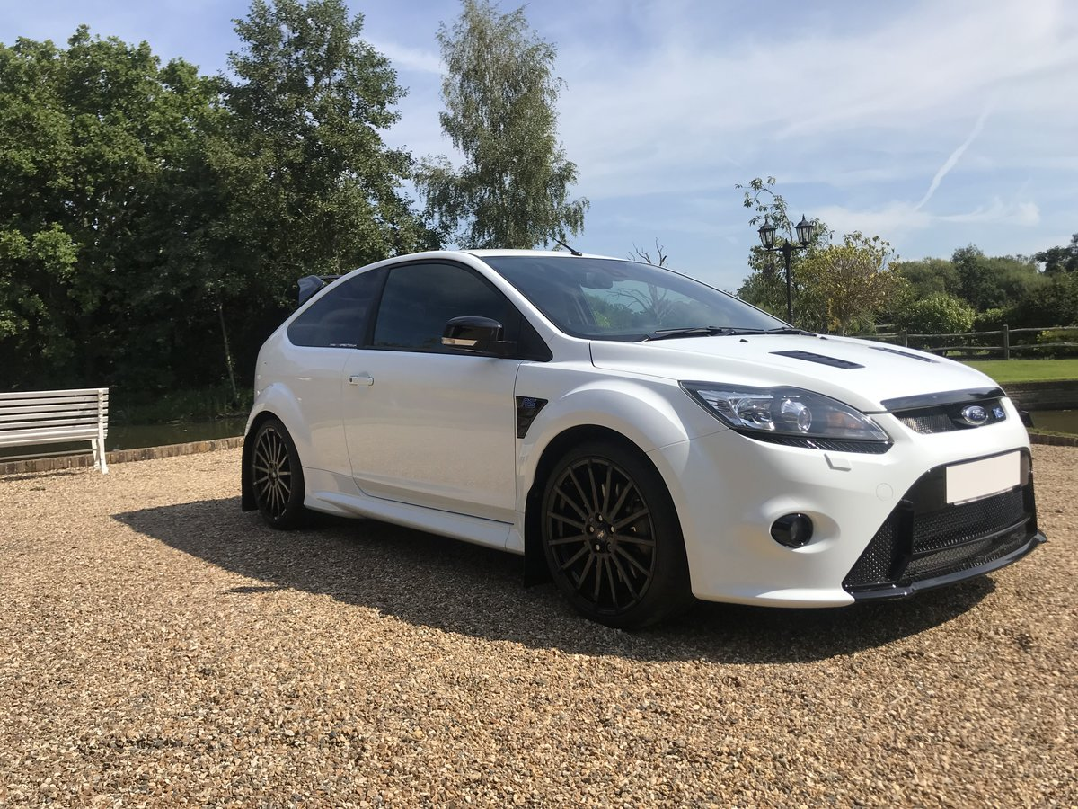 2010 *NOW SOLD* Ford Focus RS For Sale (picture 2 of 6)