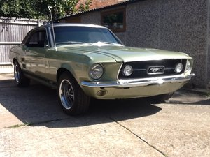 1967 Mustang 390 GTA For Sale