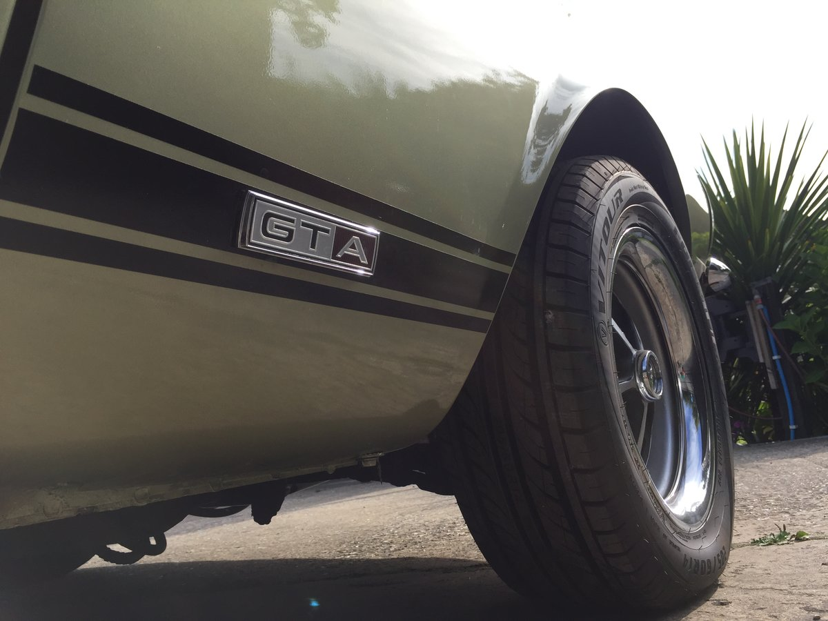 1967 Mustang 390 GTA For Sale | Car And Classic