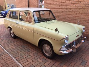 1961 Ford Anglia 105e Estate Deluxe  For Sale