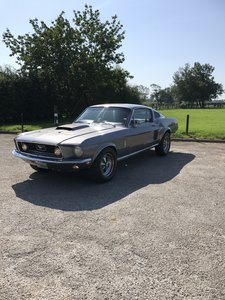 Ford Mustang Fastback 6.5L