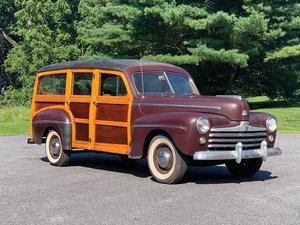 1948 Ford Station Wagon  For Sale by Auction