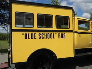 1929 Ford Model A School Bus  For Sale by Auction