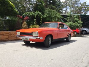 Classic Ford Capris For Sale - Car and Classic