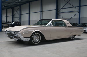 FORD THUNDERBIRD, 1961 For Sale by Auction