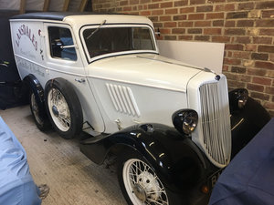 1936 Ford Model Y Van 12 Sep 2019 For Sale by Auction