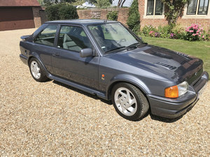 1988 Ford Escort RS Turbo 12 Sep 2019 For Sale by Auction
