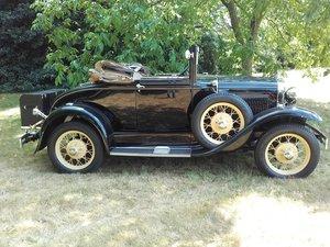 1930 Ford Model A cabrio For Sale