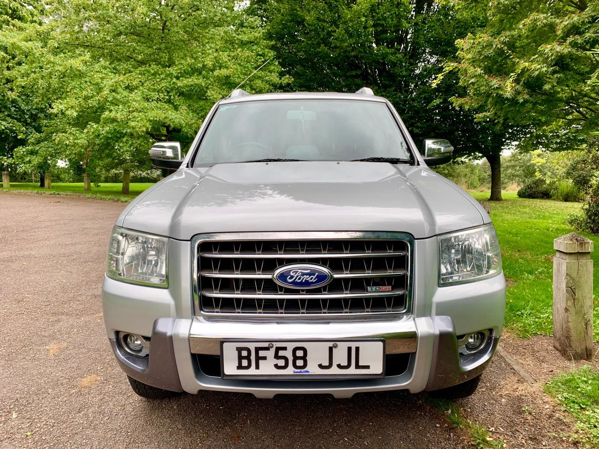 2008 Ford ranger wildtrak only 46k miles! Stunning 3.0 For Sale (picture 2 of 6)