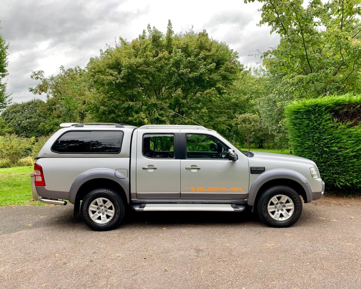 2008 Ford ranger wildtrak only 46k miles! Stunning 3.0 For Sale (picture 3 of 6)