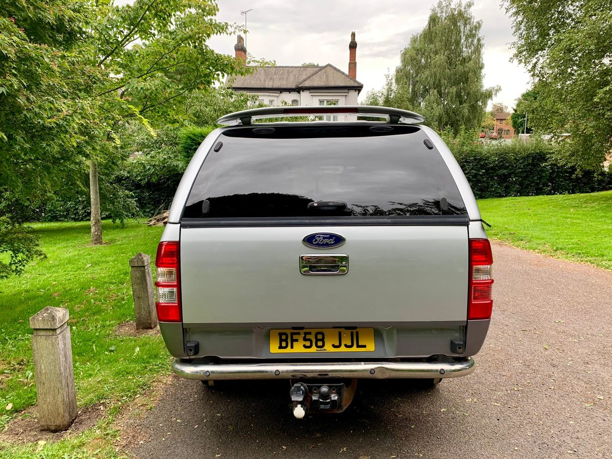 2008 Ford ranger wildtrak only 46k miles! Stunning 3.0 For Sale (picture 4 of 6)