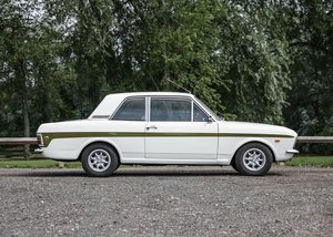 1970 Ford Lotus Cortina Mk. II SOLD by Auction