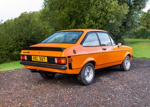 1979 Ford Ford Escort Sport (1600cc) For Sale by Auction