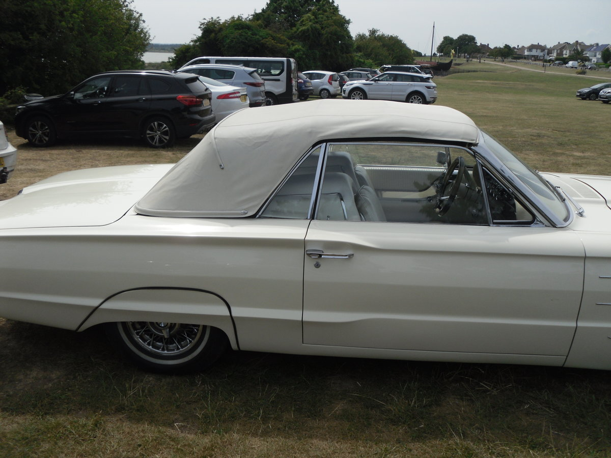 Thunderbird (Roadster) 1965 For Sale (picture 6 of 6)