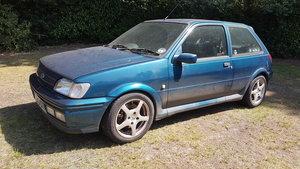 1994 L reg Ford Fiesta XR2i 130bhp 1.8 16v