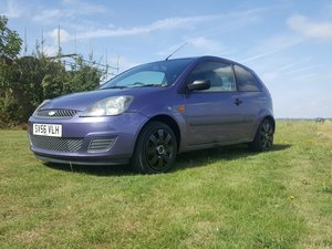 2006 Ford Fiesta Style 1.242cc 5 Speed Manual