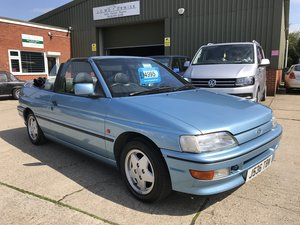 1992 Ford Escort 1.8 ( 130PS ) XR3i Cabriolet For Sale
