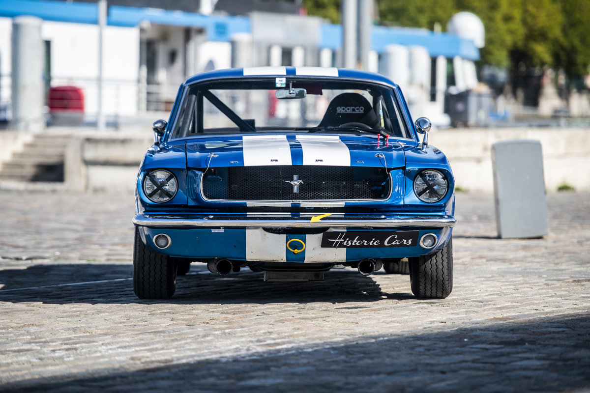 1965 FORD MUSTANG FIA For Sale (picture 1 of 6)