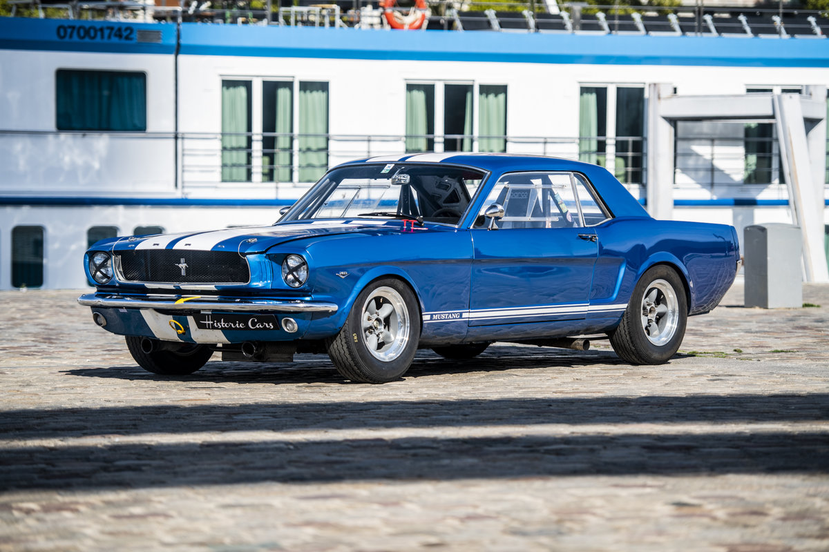 1965 FORD MUSTANG FIA For Sale (picture 2 of 6)